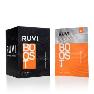 Thrive Life Ruvi Boost - energy and stamina drink